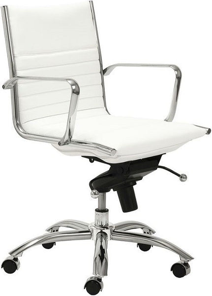 Tampa Office Chair White Apt2b