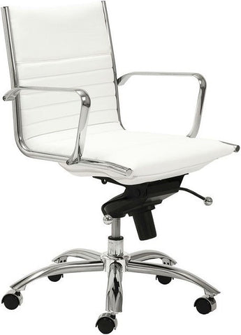 Tampa Office Chair WHITE - Apt2B - 1