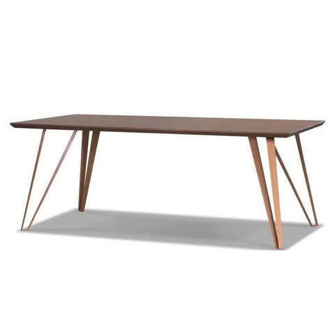 Lomita Dining Table ESPRESSO - Apt2B - 1