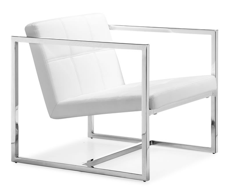 Wilson Chair WHITE - Apt2B - 1