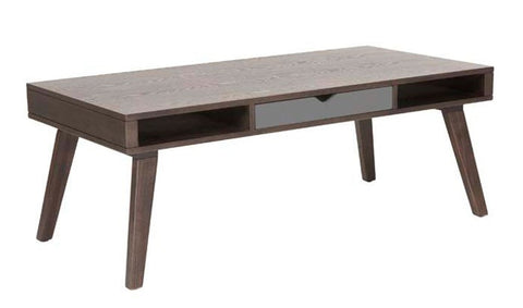 York Coffee Table WALNUT - Apt2B - 1