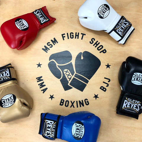 CLETO REYES BOXING GLOVES AVAILABLE IN FORT LAUDERDALE