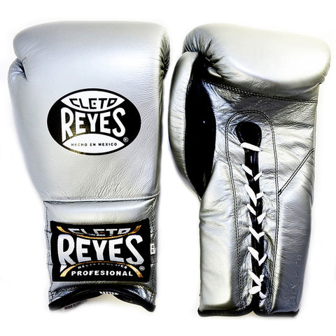 Cleto Reyes Titanium Boxing Gloves - Limited Edition