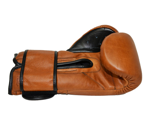 Tan Cleto Reyes boxing gloves velcro