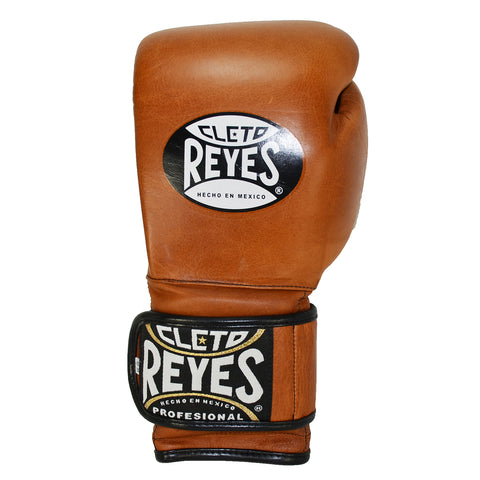 Cleto Reyes Limited Edition Boxing Gloves - Vintage Leather – MSM