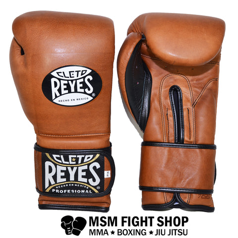 Cleto Reyes Tan Limited Edition Vintage Leather