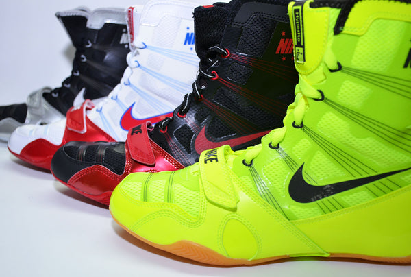 Colors of Nike Hyperko Shoes