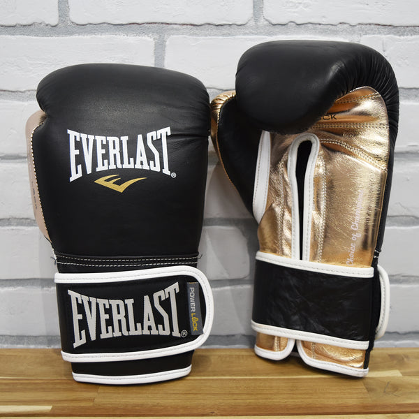 Everlast Gloves Leather Powerlock
