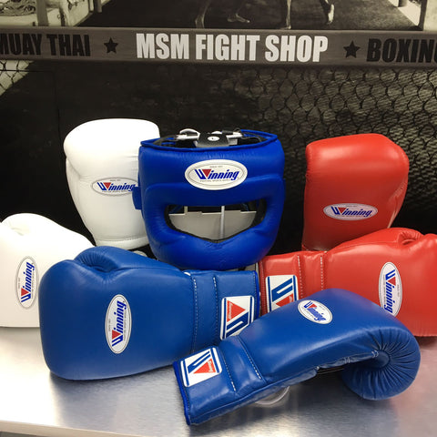 Winning Boxing Gloves in South Florida |Handmade in Japan