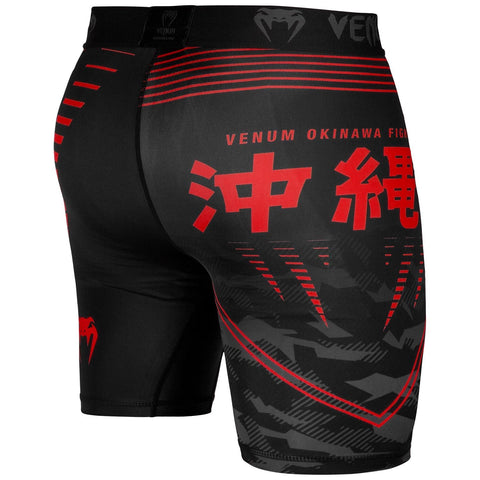 VENUM VALE TUDO OKINAWA 2.0 COMPRESSION BLACK/RED