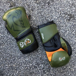 RIVAL GLOVES RS80V IMPULSE SPARRING OLIVE GREEN