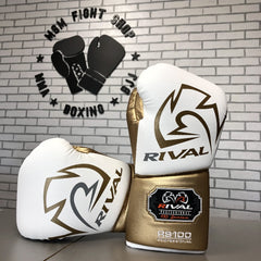 Rival boxing gloves RS100
