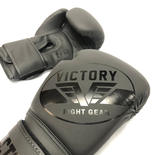 VICTORY GLOVES BOXING IMPACT SERIES V2 BLACK/BLACK