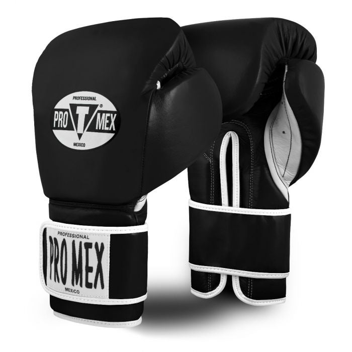 PRO MEX PROFESSIONAL TRAINING GLOVES - BLACK