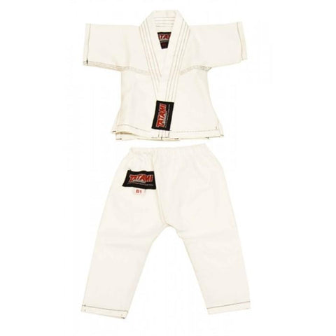 TATAMI BABY JIU JITSU GI WHITE B1 - MSM FIGHT SHOP