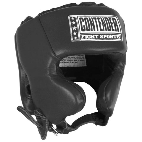 CONTENDER HEADGEAR COMPETITION APPROVED AHG BLACK