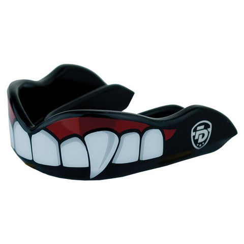Fight Dentist Mouthguard Fangs - Nightmare