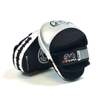 RIVAL FOCUS MITTS RPM7 BLACK/SILVER