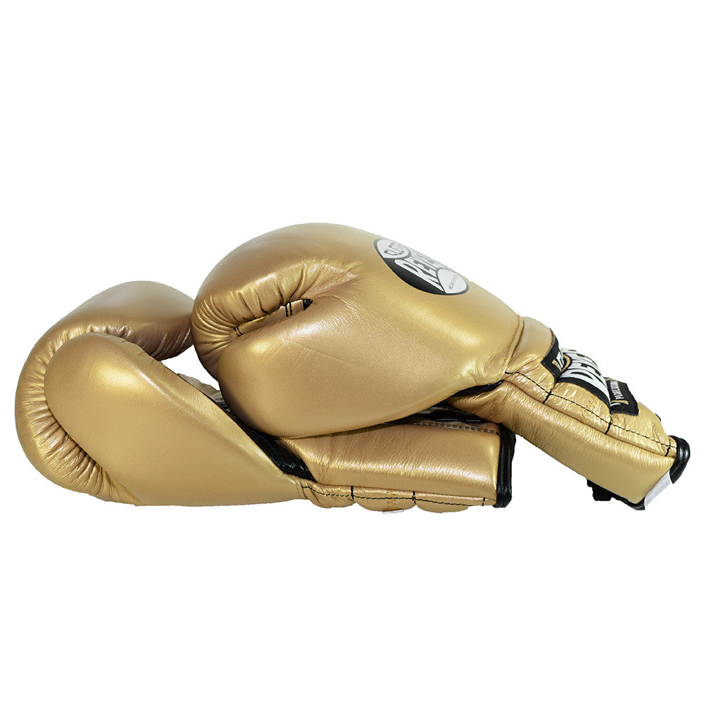 CLETO REYES GLOVES LACE LIMITED GOLD - MSM FIGHT SHOP