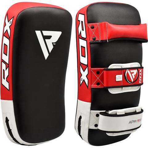 RDX THAI PADS T1 CURVED SYNTEC - PAIR
