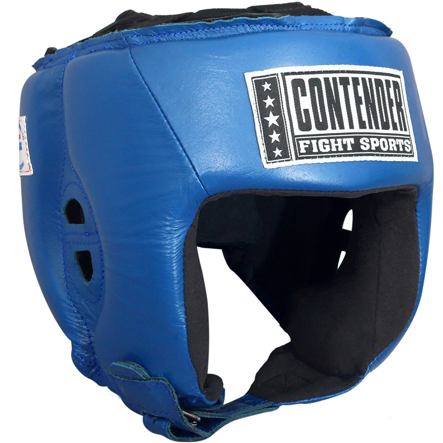 CONTENDER HEADGEAR COMPETITION APPROVED AHG1 BLUE - MSM FIGHT SHOP