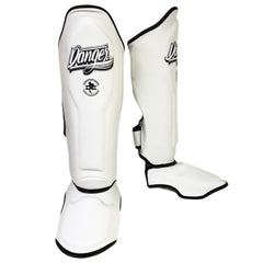 DANGER SHINGUARD SUPERMAX SYN WHITE/BLACK