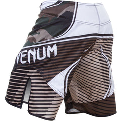 VENUM SHORTS CAMO MMA BLACK/GREEN/BROWN MEDIUM