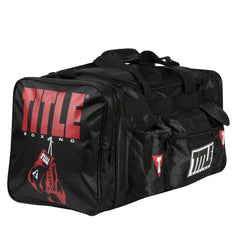 TITLE BAG DELUXE GEAR 2.0 - BLACK - MSM FIGHT SHOP