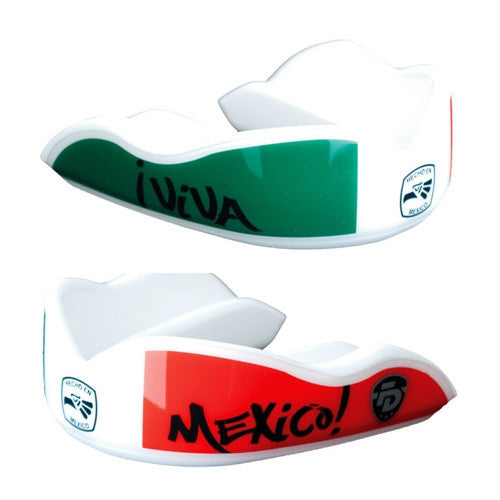 FIGHT DENTIST MOUTHGUARD ADULT MEXICO - MSM FIGHT SHOP