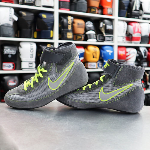 NIKE SHOES SPEEDSWEEP VII GREY/NEON