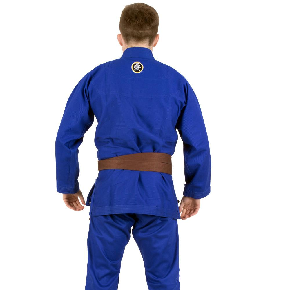 TATAMI GI ADULT NOVA ABSOLUTE BJJ BLUE - MSM FIGHT SHOP