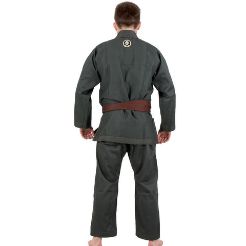 TATAMI GI ADULT NOVA ABSOLUTE BJJ HUNTER GREEN/KHAKI