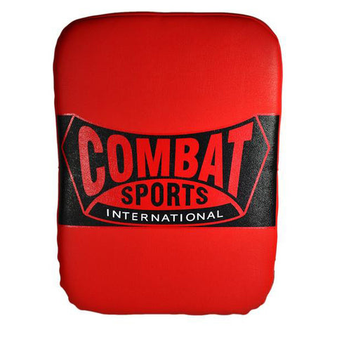 COMBAT SPORTS KICK SHIELD 5 RED/BLACK - MSM FIGHT SHOP