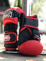 COMBAT SPORTS MMA GLOVES SPARRING TG6 RED/BLACK