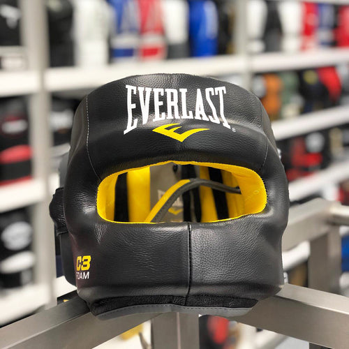 EVERLAST HEADGEAR FULLFACE SAFEMAX C3 BLACK