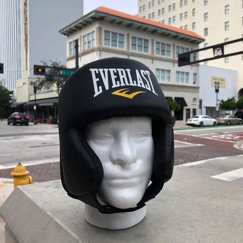 EVERLAST HEADGEAR EVERFRESH BLACK