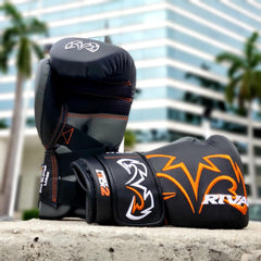Rival Gloves RB11 Black Orange