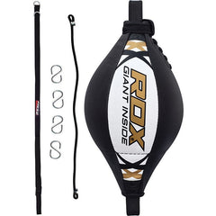 RDX DOUBLE END BAG LEATHER DBX-S2WB