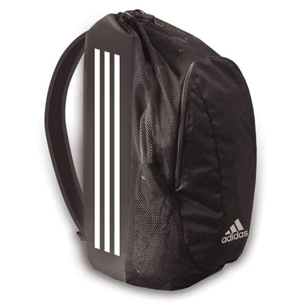 ADIDAS BAG NELSON 2.0 GEAR BACKPACK BLACK $39.99 - MSM FIGHT SHOPADIDAS.