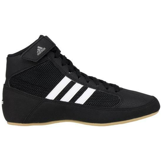 ADIDAS SHOES HVC 2 ADULT BLACK/WHITE - MSM FIGHT SHOPADIDAS