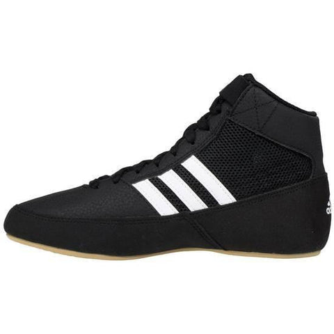 ADIDAS SHOES YOUTH HVC K BLACK/WHITE - MSM FIGHT SHOPADIDAS