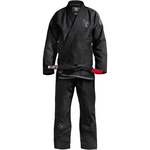 HAYABUSA GI LIGHTWEIGHT BLACK - MSM FIGHT SHOP