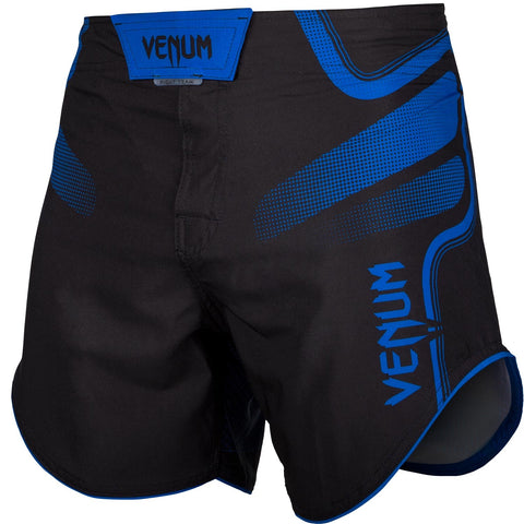 VENUM SHORTS TEMPEST 2.0 BLACK/BLUE - MSM FIGHT SHOP
