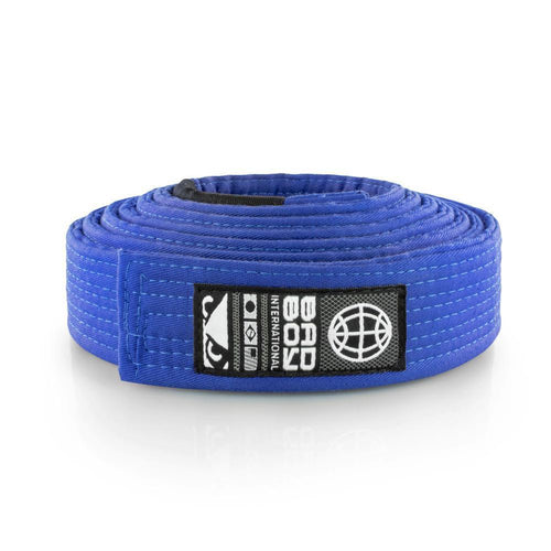 BAD BOY BJJ BELT BLUE - MSM FIGHT SHOPBAD BOY