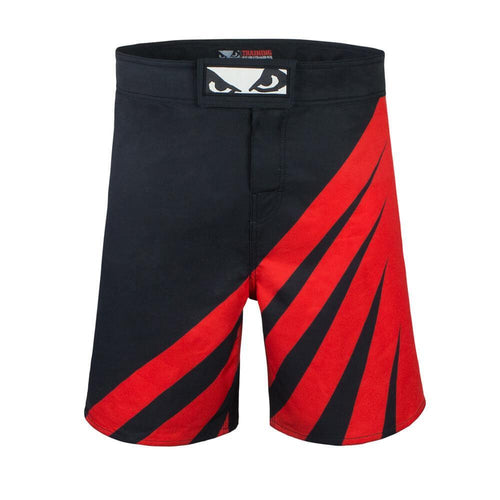BAD BOY SHORTS TRAINING SERIES IMPACT BLACK/RED - MSM FIGHT SHOPBAD BOY