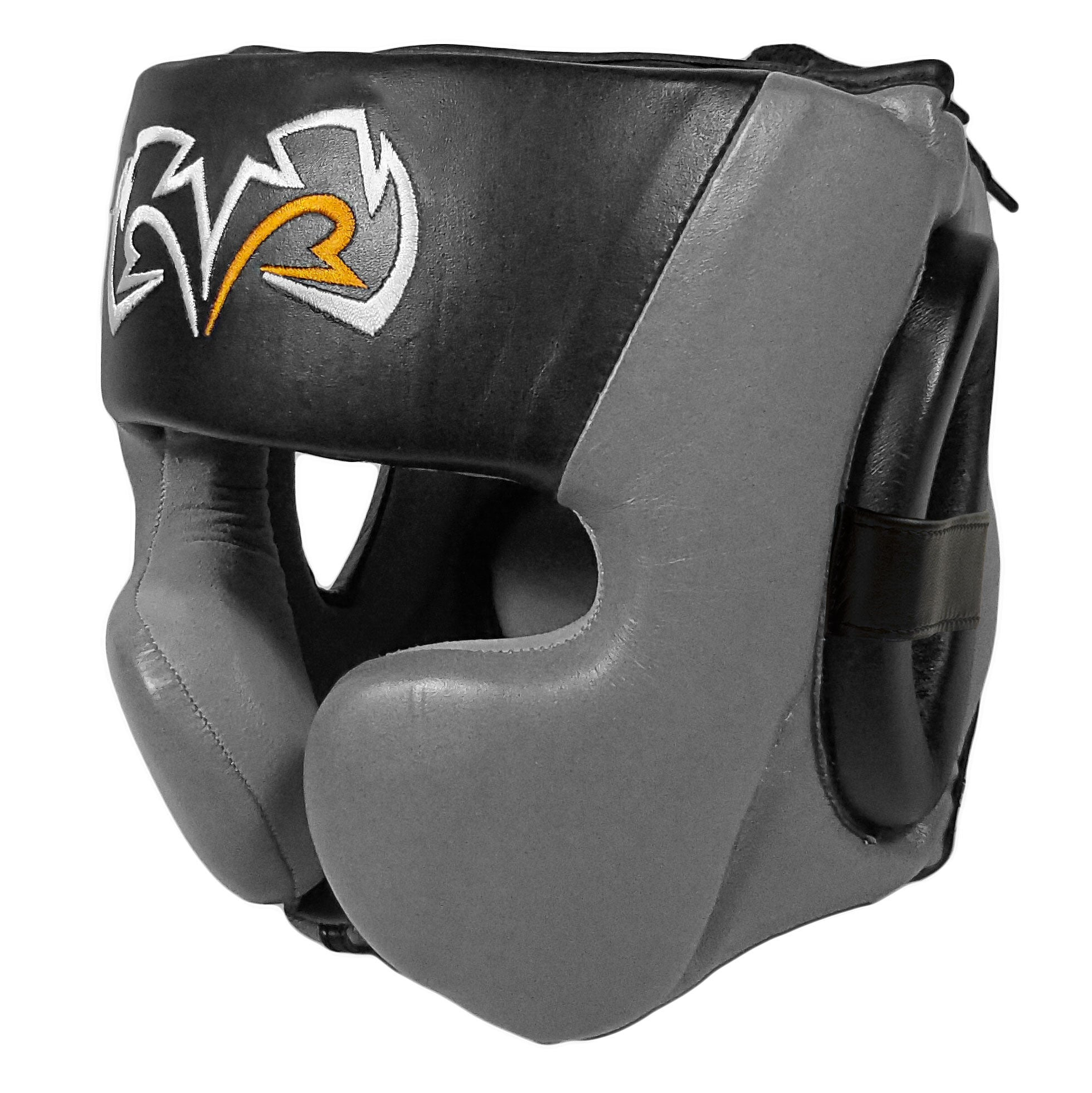 RIVAL HEADGEAR MEXI RHG30 BLACK/GREY - MSM FIGHT SHOP