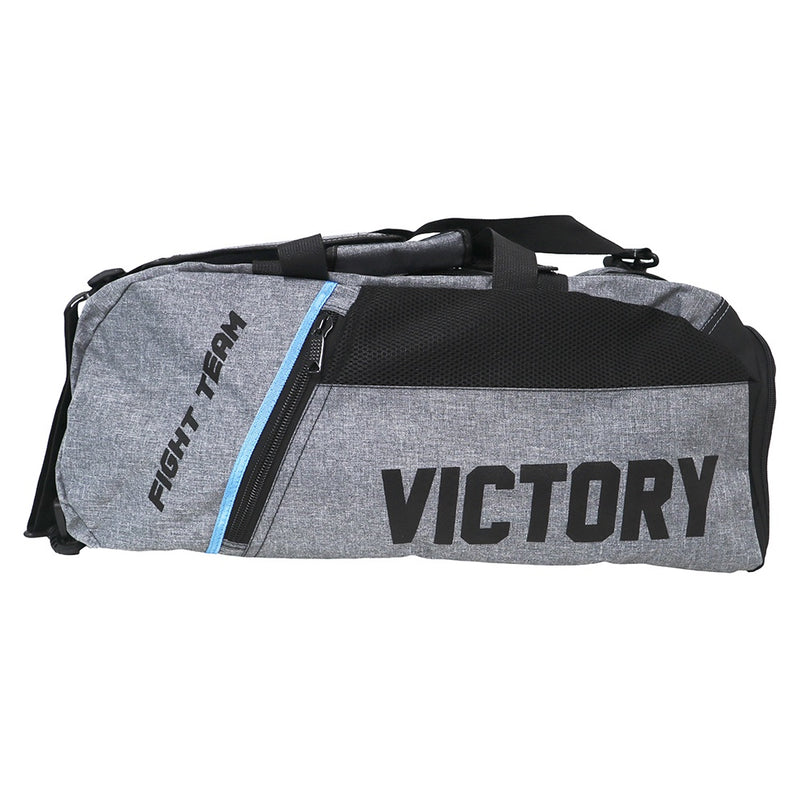 VICTORY BAG FIGHT TEAM CONVERTIBLE BACKPACK GREY