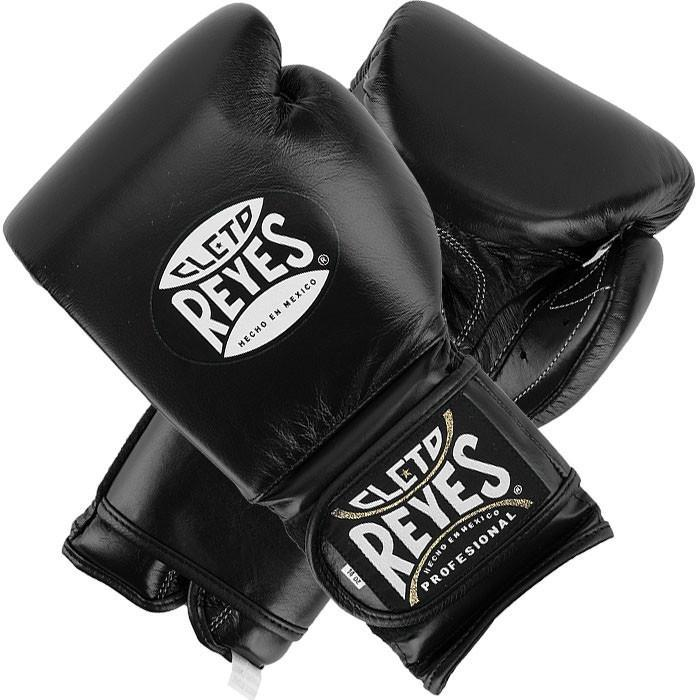 CLETO REYES GLOVES VELCRO BLACK - MSM FIGHT SHOPCLETO REYES