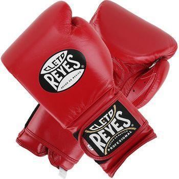 CLETO REYES GLOVES VELCRO RED - MSM FIGHT SHOPCLETO REYES