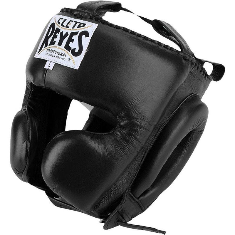 CLETO REYES HEADGEAR CHEEKS BLACK - MSM FIGHT SHOPCLETO REYES